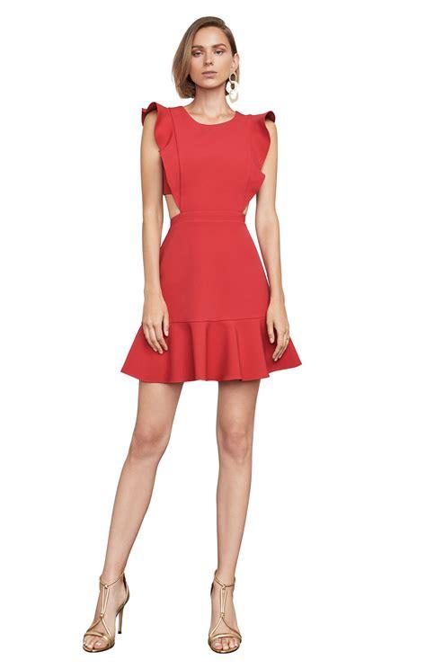 Nicoles Dress by Cutout A Line Dress