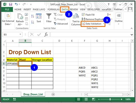 how to make drop calendar in html data validation list excel automating data validation