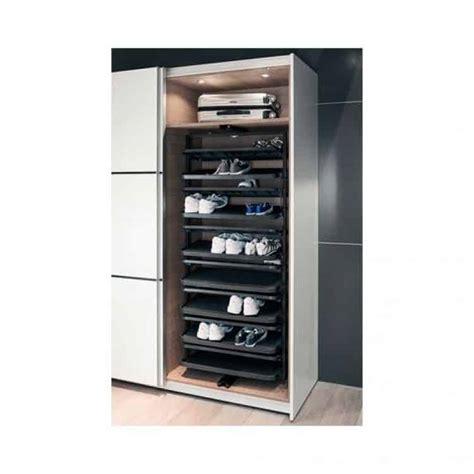 portascarpe armadio portascarpe estraibile per armadio per max 50 paia di scarpe