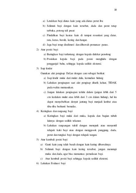 Pengganjal Kaca 9 tinjauan teori asfiksia