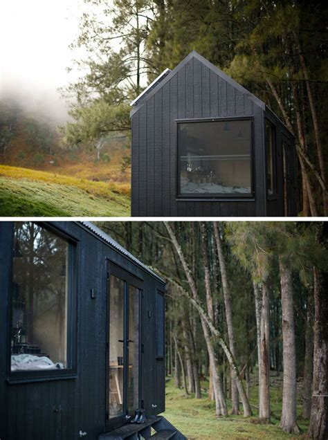 modern tiny house acts   mobile   grid cabin