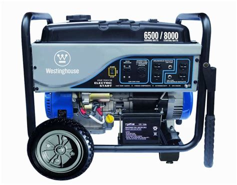 westinghouse wh6500e the best generator