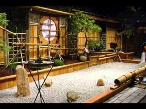 Japanese Inspired House diy decorating ideas for small japanese garden youtube