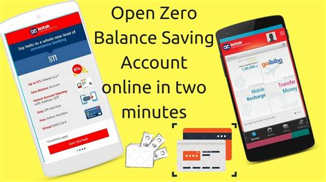 how to open account in kotak mahindra bank how to open saving account in two minutes zero