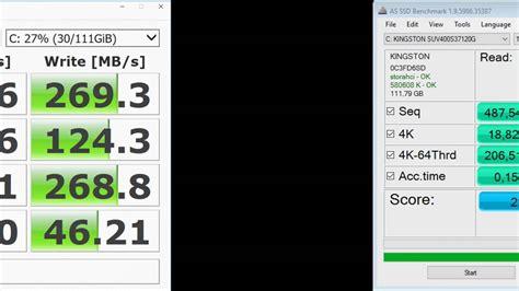 Ssd Kingston Ssdnow Uv400 120gb Suv400s37 kingston ssdnow uv400 120gb benchmarks