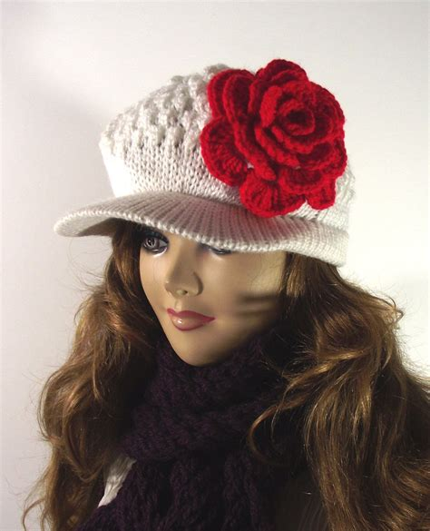 Handmade Winter Hats - 15 beautiful handmade warm winter hats style motivation