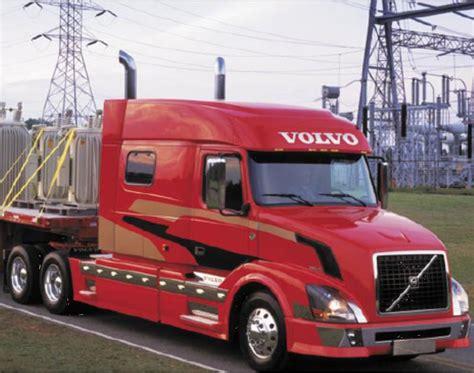 volvo trucks celebrates  years  truck design  north america fleet news daily
