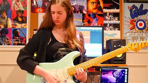 year  girl channels texas blues magic  killer cover  stevie ray vaughans pride