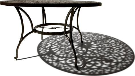 aluminum patio dining table strathwood st cast aluminum dining table