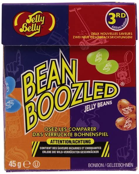 Jelly Belly Beanboozled Jelly Beans 3rd Edition jelly belly 4th edition beanboozled jelly