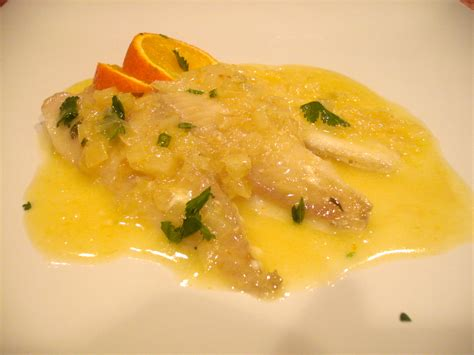 beurre blanc shrimp with orange beurre blanc recipe dishmaps