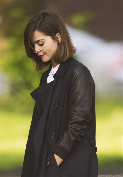 doctor who hairstyles best 20 clara oswald hair ideas on pinterest