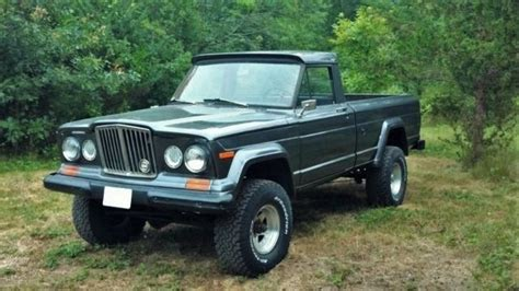 jeep gladiator 1963 driver weekly 1963 jeep gladiator review car