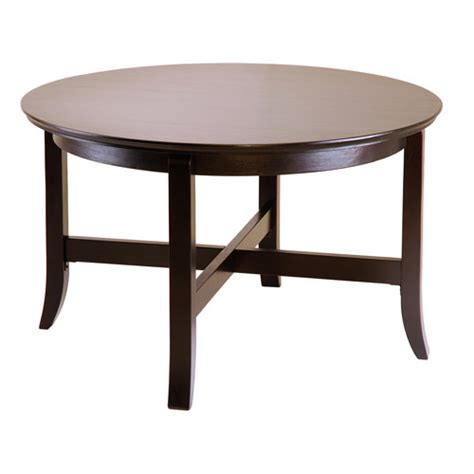 toby coffee table espresso walmart