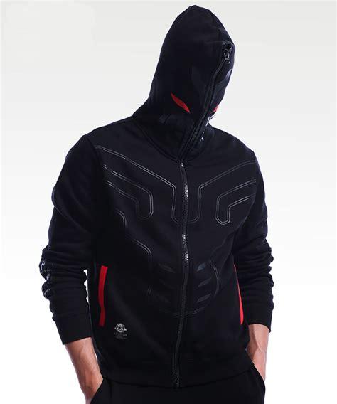 Hoodie Zipper Franky C3 cool lol zed mikina čierna pln 225 zip hoodie custume tee7