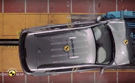 Jeep Compass Safety Rating Jeep Compass Suv Scores 5 Safety Rating In Ncap