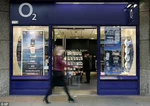 mobile phone shop uk bt surprises with news of talks with o2 and one other uk