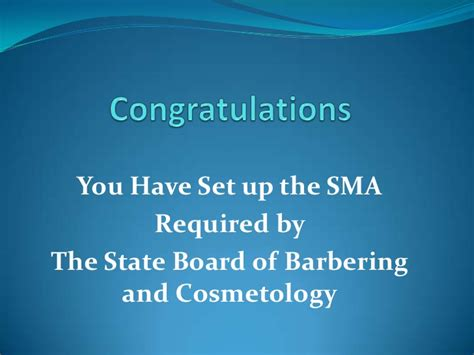 state board practical set up upload share and discover lattc cosmetology department sma set up