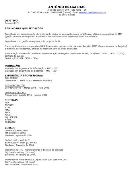 Modelo Curriculum Odontologo Como Fazer Seu Currculo Modelos Originais De Curriculum Modelos De Currculo Modelo Curriculum