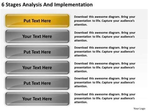 Implementation Plan Template Powerpoint Briski Info Implementation Plan Template Powerpoint