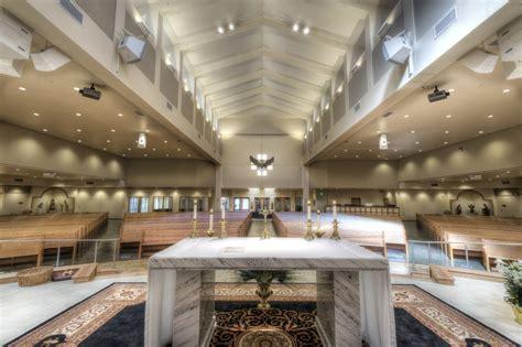 Light Of The World Church by Light Of The World Catholic Church Eidos Architects