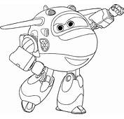 Mira Of The Super Wings Coloring Pages