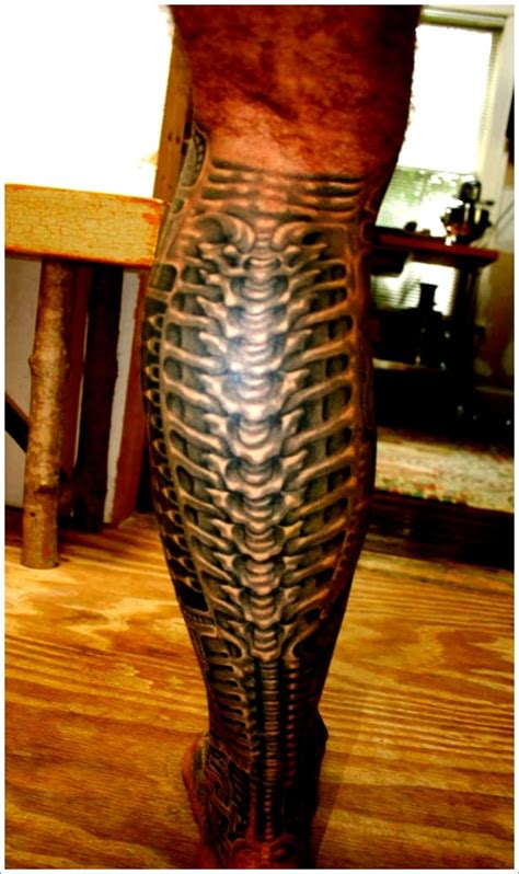 biomechanical tattoo cost 35 bio mechanical tattoo designs