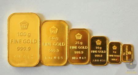 emas batangan logam mulia antam odnv