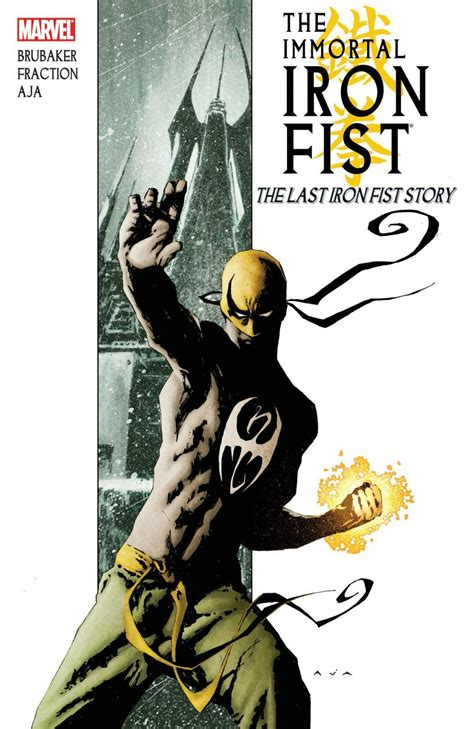 the immortal iron fist no 14 cover iron fist p 244 steres por kaare andrews na allposters com br artist of the week 11 david aja