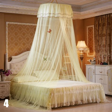 Mosquito Net Curtains Aliexpress Buy New Bedding Mosquito Net Home Bedding Curtain Dome Top