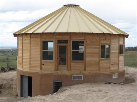 Cabin Plans With Basement by Home Is Where Your Yurt Is