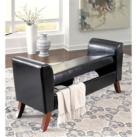 signature upholstered bench signature design by benches upholstered storage