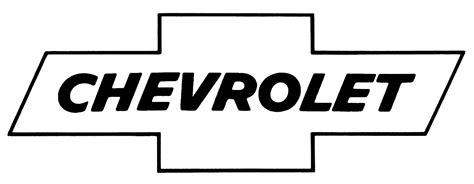 chevy bow tie template image for chevrolet logo vector proyectos que intentar