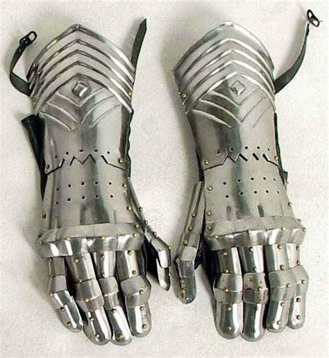 Armoir Gloves by Armor Gauntlets Wearable Sca Armour