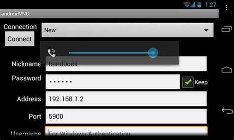 vnc viewer for android how to connect to ubuntu remote desktop using android phone ubuntuhandbook