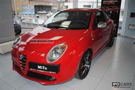 Hp Mito 101 2012 alfa romeo mito 1 4 16v qv 101 multiair sabelt rennsportsit car photo and specs