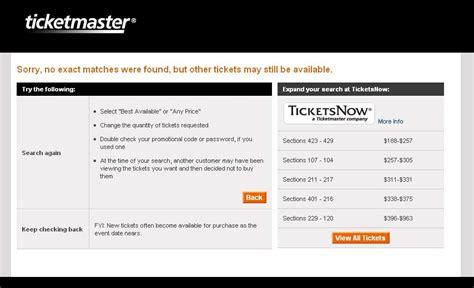 ticketmaster ticket template search results for word ticket template calendar 2015
