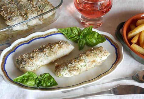 ricette per cucinare pesce filetti di merluzzo gratinati secondo di pesce facile e