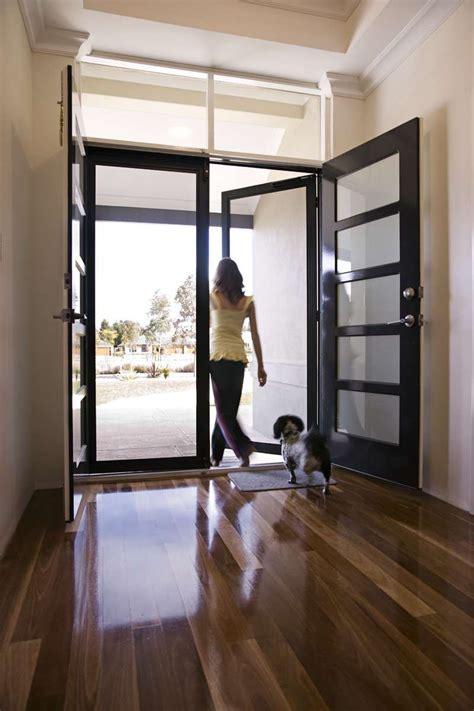 security screen doors ideas  pinterest