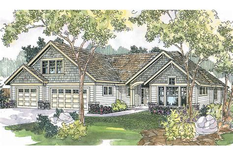 craftsman house plans cauldwell 30 509 associated designs
