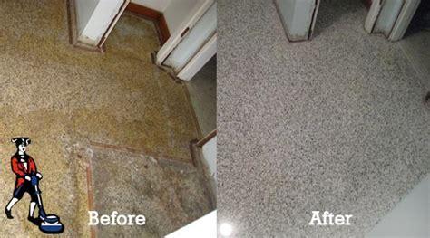 Terrazzo Floor Restoration   Fort Lauderdale, Miami