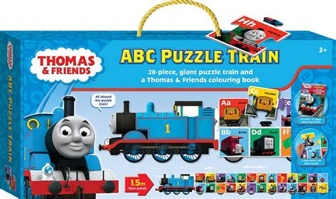 Thomas and Friends Puzzle Train: ABC   Games and puzzles