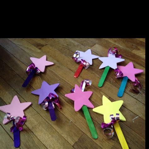 magic wand pattern magic wands for a peter pan party foam stars craft