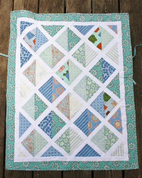 Baby Quilt Patterns by Sweet Pea And Pumkins Car Seat Baby Quilt