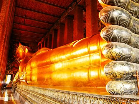 Reclining Buddha Temple Bangkok by Royal Grand Palace And Bangkok Temples Half Day Tour