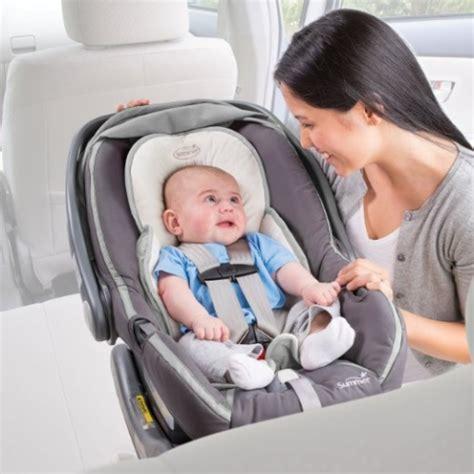 toddler car seat support summer infant snuzzler infant support for car seats and