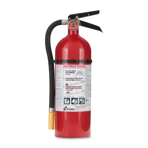 how many b1 fire extinguishers must a boat kidde 466112 fire pro 5 fire extinguisher 5 lb capacity