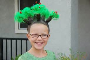 Wacky hair day ideas for girls images amp pictures becuo