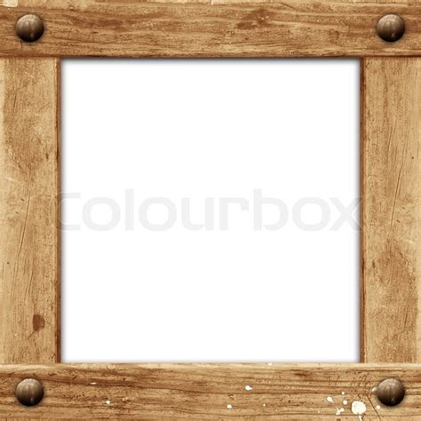 picture frame designs woodworking grunge wooden frame stock photo colourbox