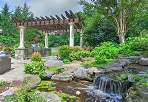backyard waterfall designs 53 backyard garden waterfalls pictures of designs